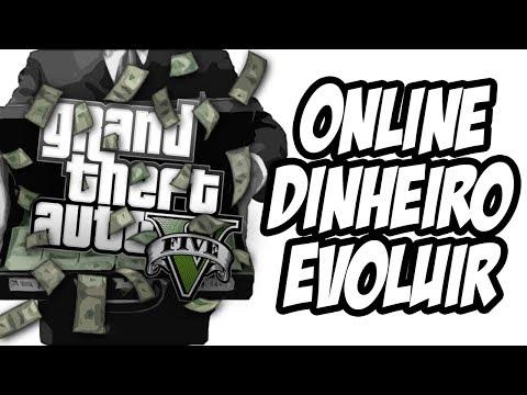 GTA V –    Melhor maneira de evoluir e ganhar dinheiro no online