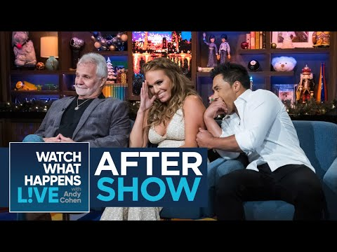 After Show: Why Is Ross Inia Attracted To Rhylee Gerber? | Below Deck | WWHL