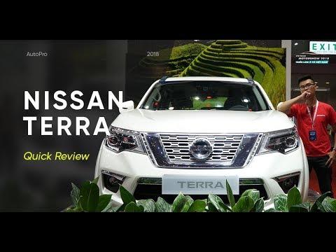 Đánh giá nhanh Nissan Terra: Ngôi sao mới trong phân khúc SUV 7 chỗ - Thời lượng: 7 phút, 55 giây.