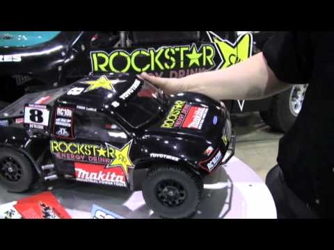 Team Associated SC10 RTR Rockstar/Makita RCX quick review.