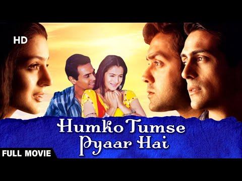 Humko Tumse Pyar Hai | Full Movie | Bobby Deol | Amisha Patel | Arjun Rampal | Romantic Film