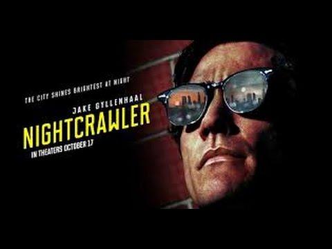 Nightcrawler Blu Ray unboxing.