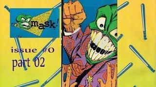 The Mask Issue #0 part 2 - What Revenge Means to Me