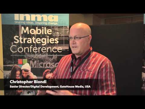 Mobile innovation at GateHouse Media starts with content, technology