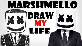 Video Draw My Life : Marshmello MP3, 3GP, MP4, WEBM, AVI, FLV Oktober 2018