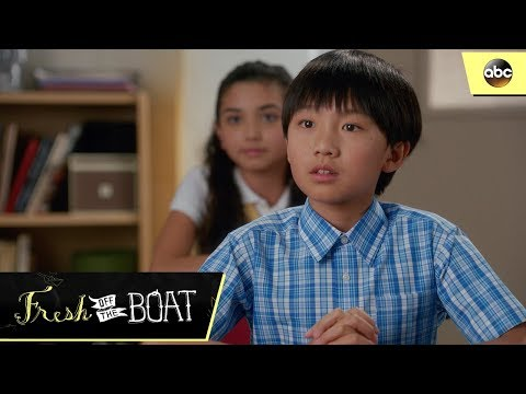 Evan Gets A Girlfriend – Fresh Off The Boat