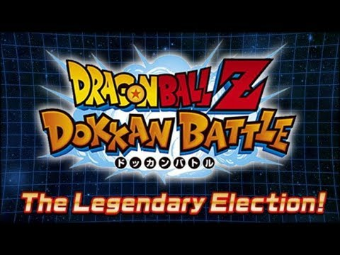 THE DOKKAN LEGENDARY ELECTION! A LOOK BACK AT WHAT UNITS HAVE BEEN RELEASED! (DBZ: Dokkan Battle)