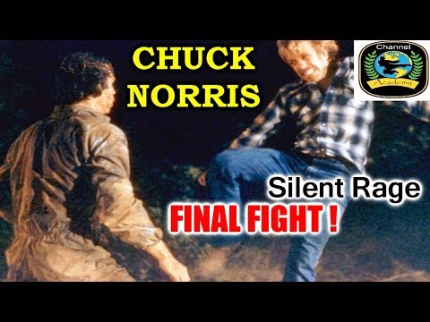 CHUCK NORRIS: Silent Rage - Final Fight Remastered HD.