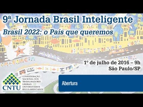 9ª Jornada Brasil Inteligente – Abertura