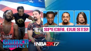 SUBSCRIBE: http://bit.ly/upupdwndwnSay hello to Mr. Socko! Rich Swann and The Brian Kendrick square off in the most patriotic of matchups — a game of NBA 2K17 where the loser must put the winner's sock in their mouth! (Disclaimer: This may not be that patriotic on second thought...)Who will come out on top and dance their way to victory with only one sock on?Like us on Facebook: http://www.facebook.com/UpUpDwnDwnFollow us on Twitter: http://twitter.com/UpUpDwnDwnCheck us out on Instagram: http://instagram.com/upupdwndwn/GET YOUR UPUPDOWNDOWN SHIRTS HERE: http://shop.wwe.com/250-100-001-1.htmlAND HERE: http://shop.wwe.com/250-100-002-1.htmlEUROSHOP T-SHIRTS: http://euroshop.wwe.com/en_GB/xavier-woods-upupdowndown-t-shirt/W10436.htmlAustin Creed's Twitter: http://twitter.com/XavierWoodsPhDAustin Creed's Twitch: http://twitch.tv/Austincreed/profile