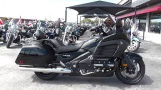 3. 100039 - 2014 Honda Gold Wing F6B - Used motorcycles for sale