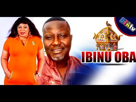 IBINU OBA - NOLLYWOOD YORUBA MOVIE