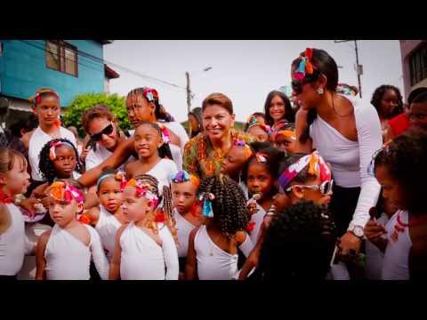 Laura Chinchilla celebra junto a LA REPÚBLICA el Día Internacional de la Mujer