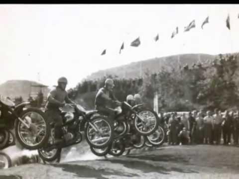 motokros 50-60 léta