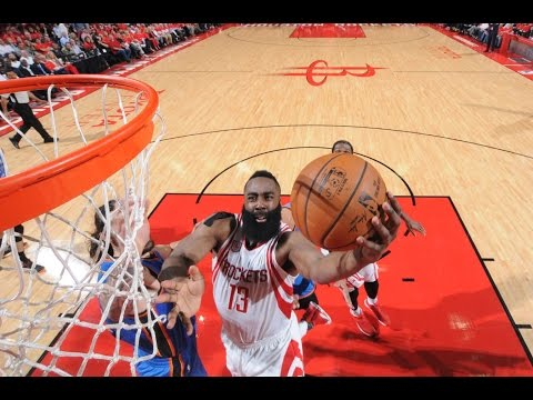 James Harden's Best Plays from the First Round