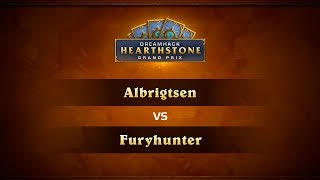 Furyhunter vs Albrigtsen, game 1