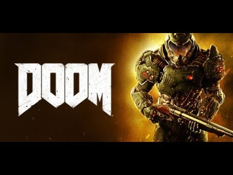 DOOM - most badass intro to a FPS game