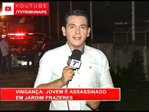[RONDA GERAL] Jovem é assassinado em Jardim Prazeres