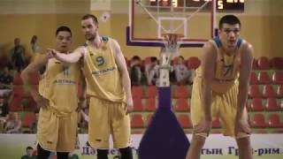 Hightlits of the match Cup of Kazakhstan 2019: «Astana»— «Sinegoryie»