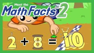 Download Lagu Meet the Math Facts Level 2 - 2+8=10 Mp3