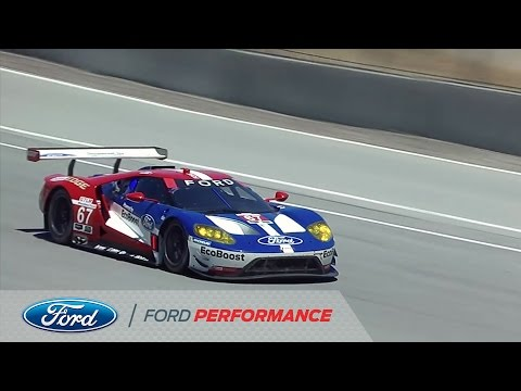 History Made! First Win for all-new Ford GT