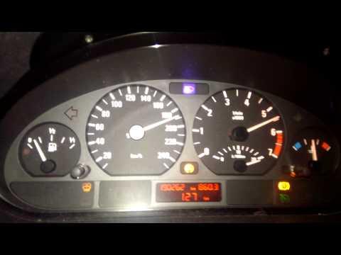 BMW 320i 2.2 e46 Facelift 0-100 =7.5sec?? CHIP!! 0-200  DOLLY