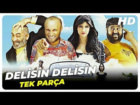 Delisin Delisin | Türk Komedi Filmi | Full Film İzle (HD)