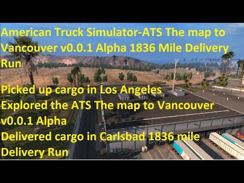 ATS The map to Vancouver v0.0.1 Alpha