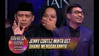 Video Jenny Cortez Minta Ust  Dhanu Mendoakannya - Rahasia Batin (11/1) MP3, 3GP, MP4, WEBM, AVI, FLV Maret 2019