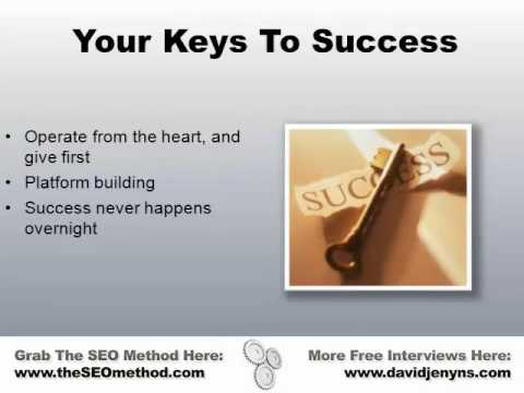 Keys To Online Business Success