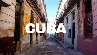Primera parada: CUBA!