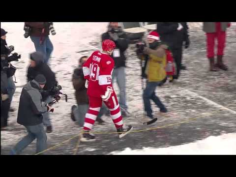 Greatest Winter Classic Alumni Game Moments