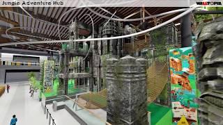 Walltopia Jungle Adventure Hub