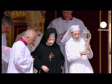 Pope Jean Paul II beatified