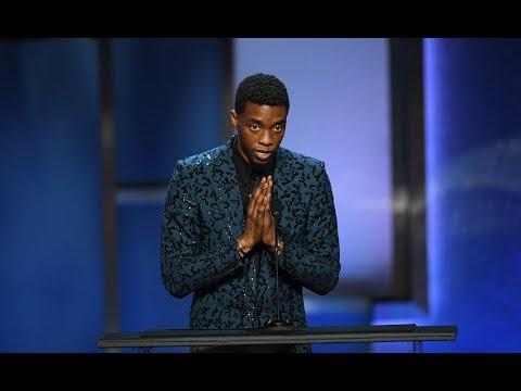 "Chadwick Boseman: ""There is no BLACK PANTHER without Denzel Washington"""