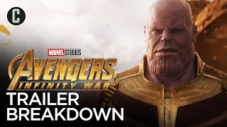 Avengers: Infinity War Trailer Breakdown