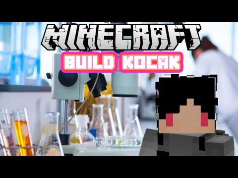 Minecraft Indonesia - Build Kocak (37) - Laboratorium!