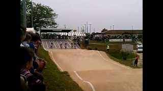 Chanas France  city photos gallery : 1er manche de la coupe de france de bmx