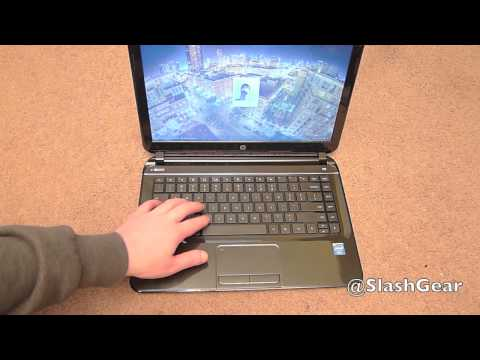 HP Pavilion 14 Chromebook hands-on for review