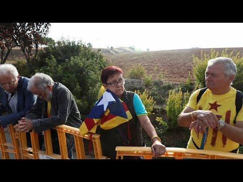 Ποινές κάθειρξης από 9 έως 13 χρόνια στους Καταλανούς αυτονομιστές…