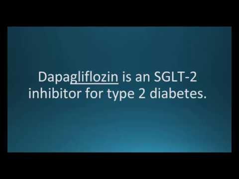 How to pronounce dapagliflozin (Farxiga) (Memorizing Pharmacology Video Flashcard)
