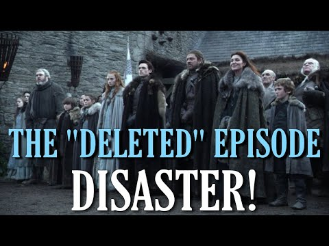 An Inside Look At Game of Thrones' Disastrous Unaired Episode!