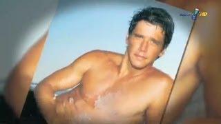 Márcio Garcia, aos 43 anos, mostra o corpo só de cuequinha