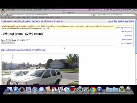 Craigslist Indianapolis Cars And Trucks For Sale By Owner