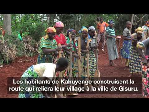 Burundi : La Solidarité se Cultive - La route de Gisuru (2014)