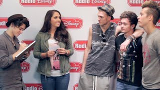 Brooke Taylor finds out how well The Vamps know each other! Are you ready for the 2015 Radio Disney Music Awards? ►https://www.youtube.com/watch?v=MldXLsqXfo...
