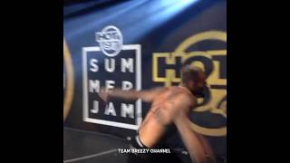 Chris Brown  - Summer Jam 2017  DMX , Asap Rocky      Privacy , Party , Poppin
