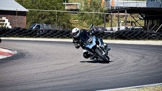 6. New water cooled 2013 BMW R1200GS, track test. If you liked old one, you will love new model.