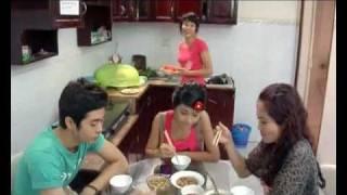 Bo tu 10A8 - phim teen Vietnam - Bo tu 10A8 - Tap 253 - My nhan heo