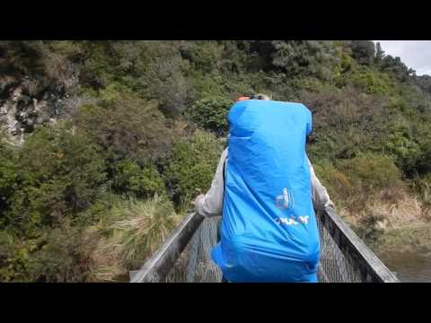 Hikers Fall Off A Collapsing Bridge!!!